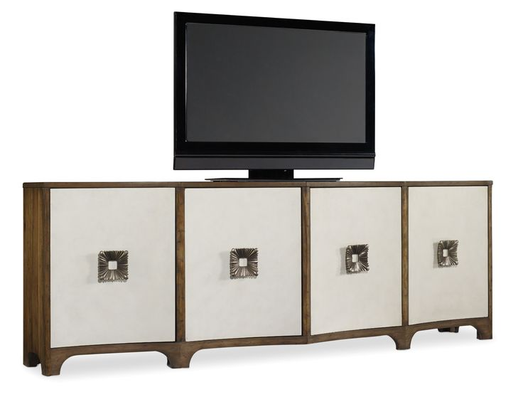 Four Door Media Console Horizon Home Furniture