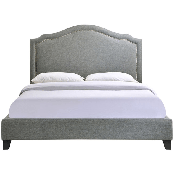 Grey Bed Too