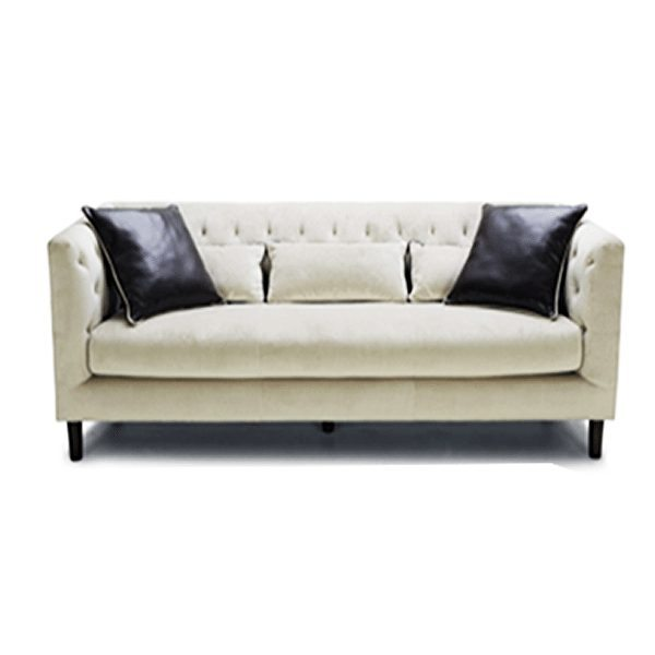 White Cream Sofa