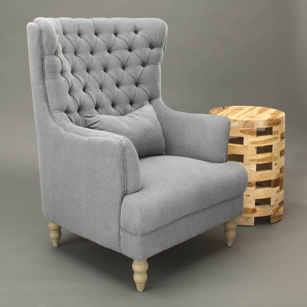 Stockwell Wingback Chair Horizon Home Furniture