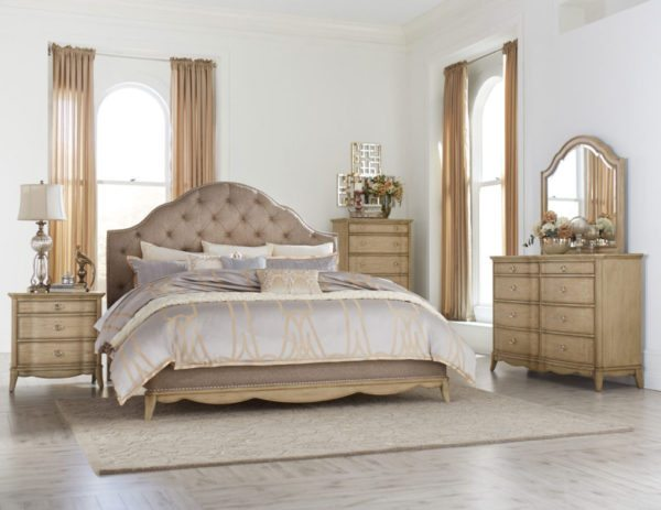 Ashden Tufted Mindy Bed