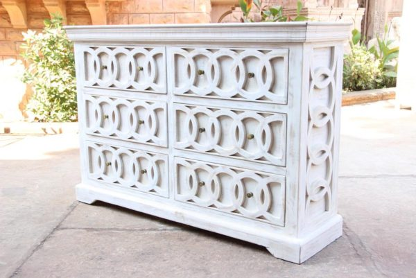 Interwoven Rings Dresser