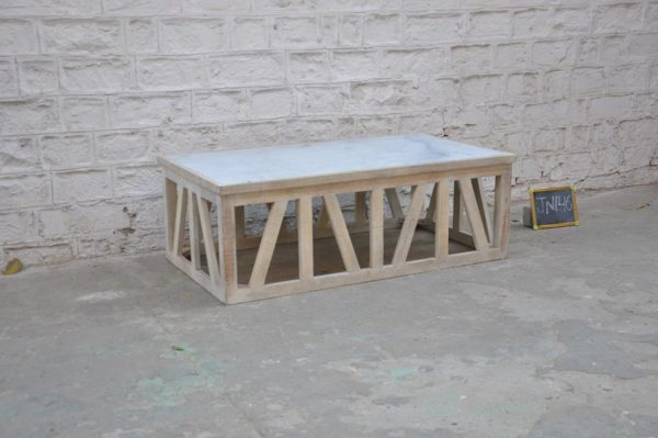 Prairie Stone Cocktail Table