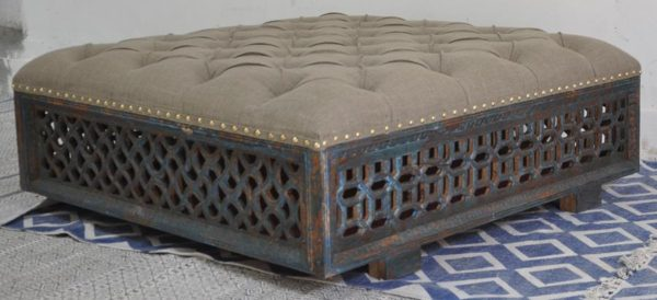 Henry Cocktail Ottoman