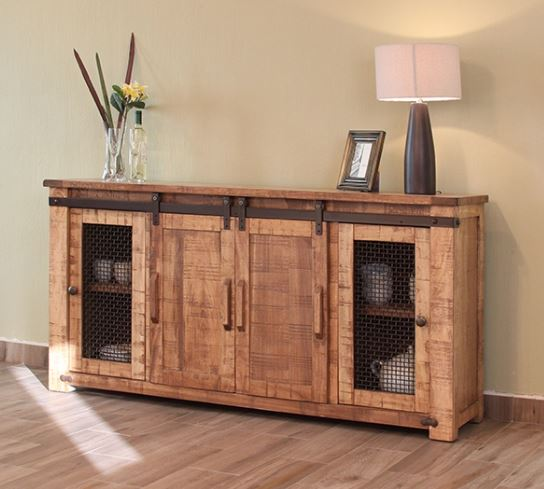Media Furniture Cabinets: Horizon Home Furniture