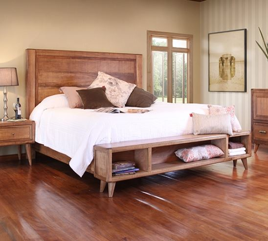 Habillo Wood Bed