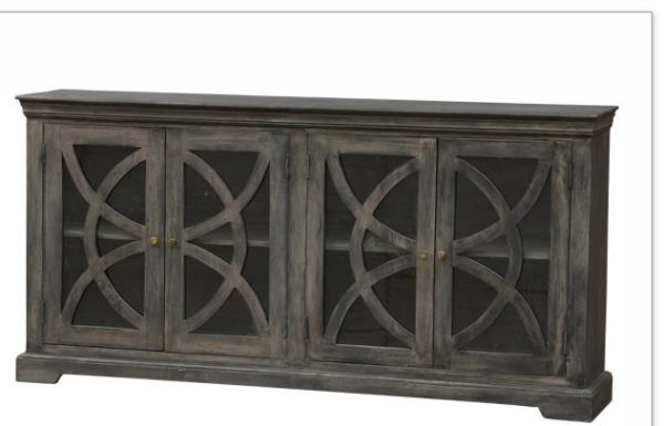 Mystic Four Door Sideboard