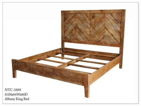 Albany King Bed