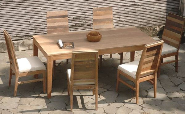 Teak Wood Dining Table