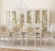 Bunching China Tower Suite in Gold and Pearl Finish
