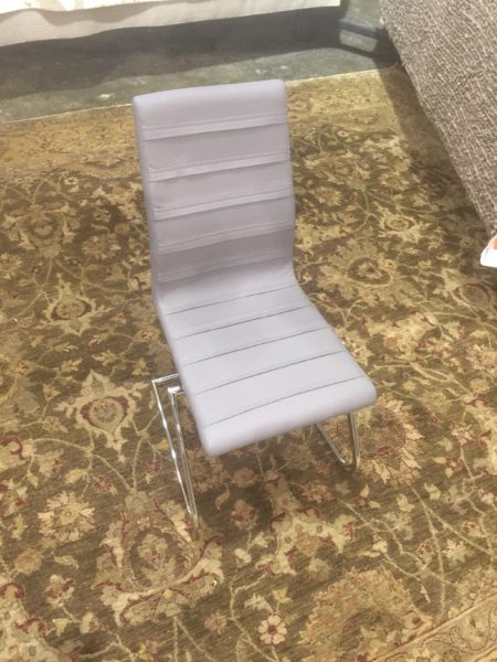 Grey Modern Chair