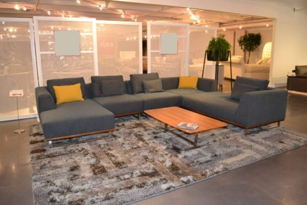 Revello Sectional Sofs