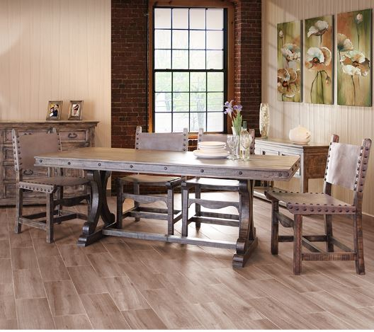 Horizon Madrid Dining Table - Horizon Home Furniture