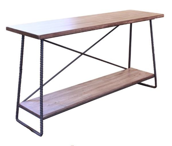 Solid Wood Soho Console