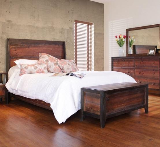 Horizon Vecchia Bed