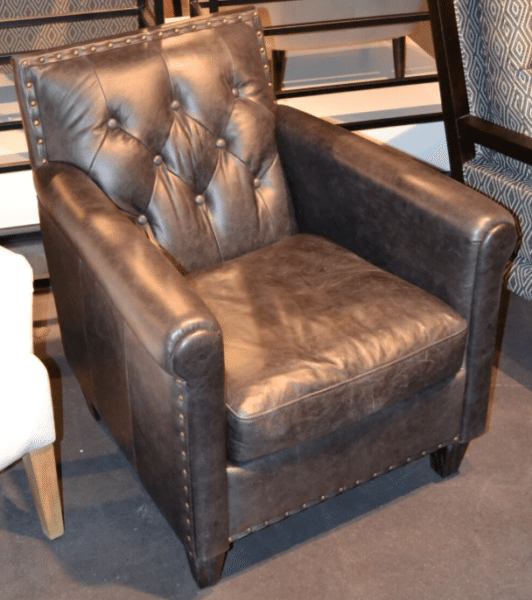 Leather Jessie Chair