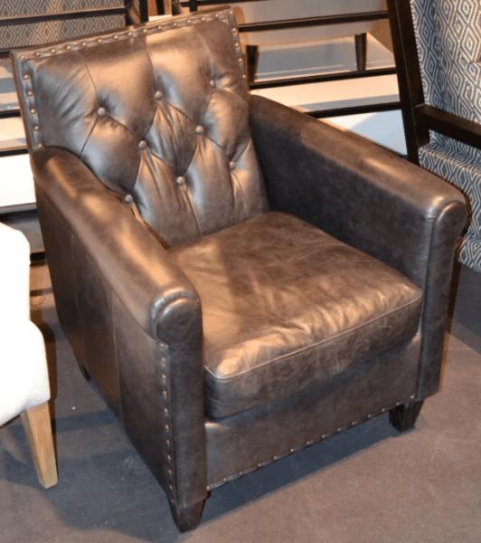 Leather Jessie Chair