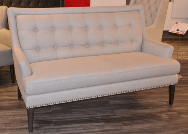 Light Grey Settee