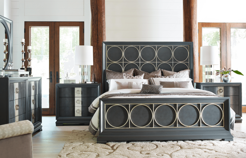 Moonstone Bed Horizon Home Furniture