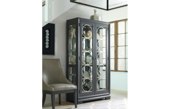 Moonstone Bunching China Cabinet