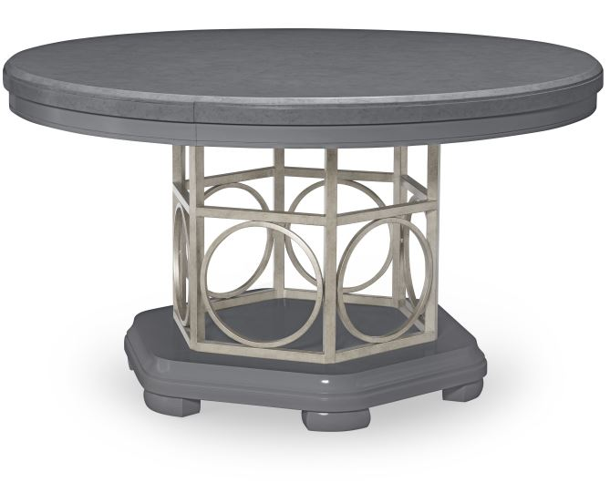Moonstone Round Dining Table Horizon Home Furniture