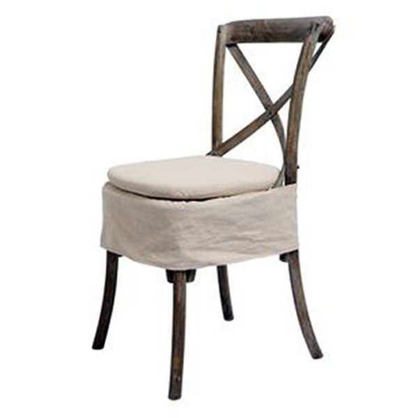 Bennett X-Back Dining Chair