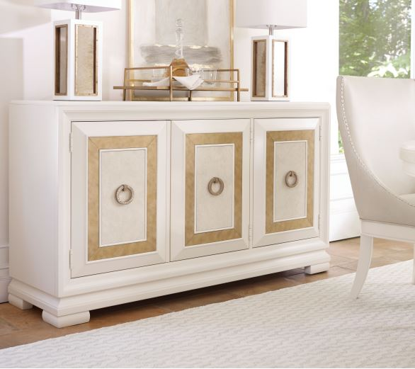 Pearl Credenza Horizon Home Furniture