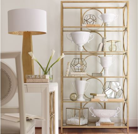 Five Shelf Etagere