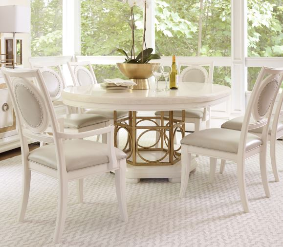 Pearl Round Dining Table