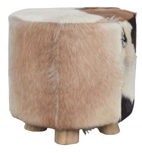 Jeffan Safari Tall Ottoman