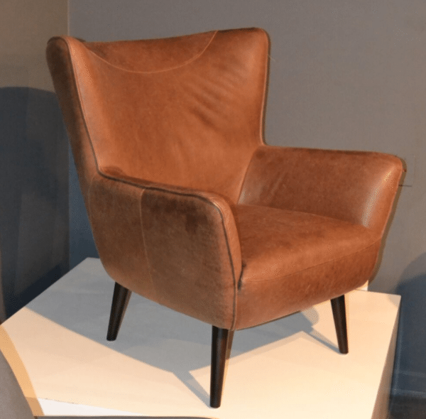 Sasha Leather Chair