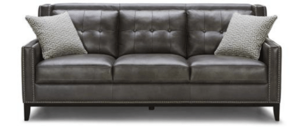 Boston Leather Sofa