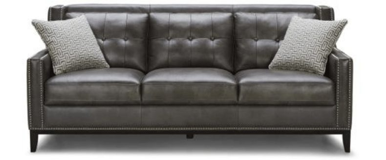 Boston Leather Sofa