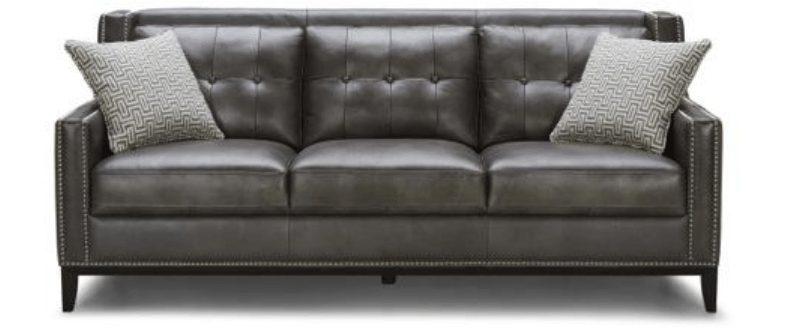 Boston Leather Sofa - Horizon Home Furniture