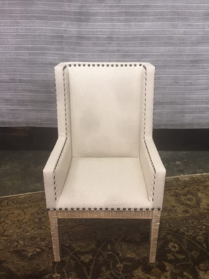 Wingback Dining Chair Horizon Home Furniture