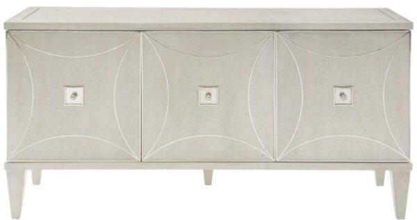 Bernhardt Grey Sideboard