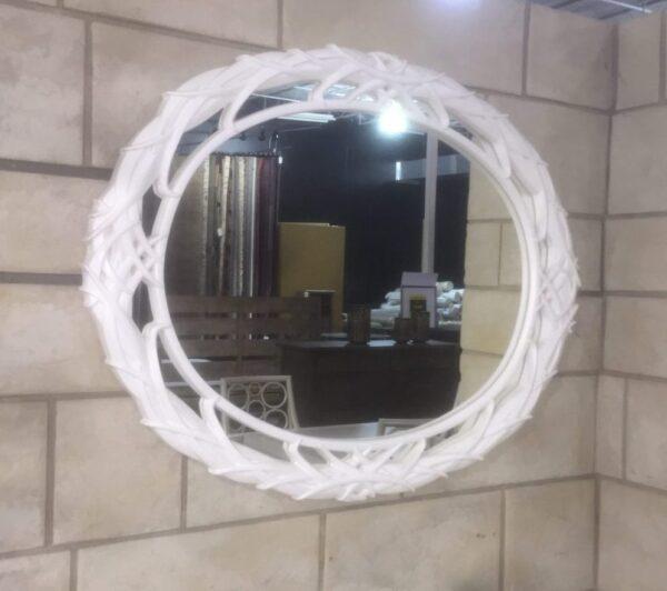 Circular Jaws Mirror