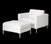 Aeria Chair by Michael Amini