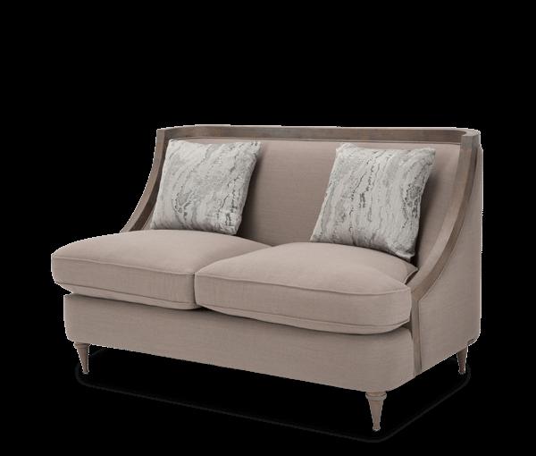 Studio Dallas Loveseat Horizon Home Furniture