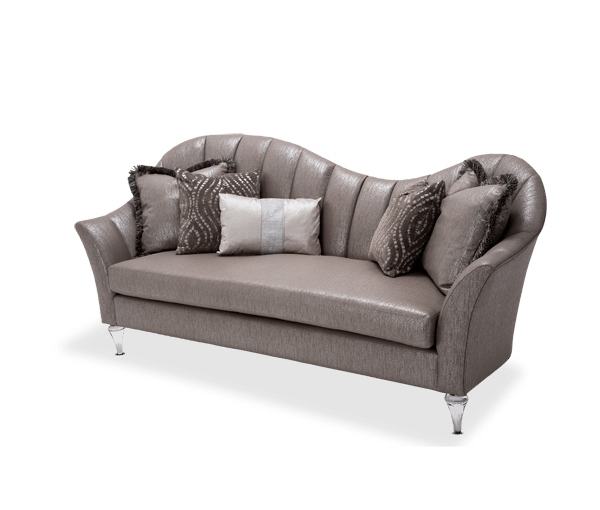 Michael Amini Maritza Elegant Sofa Horizon Home Furniture