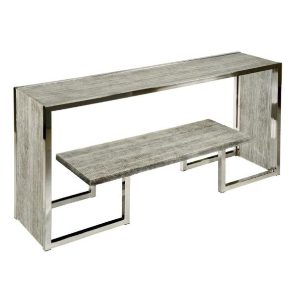 Laurel Floating Shelf Console