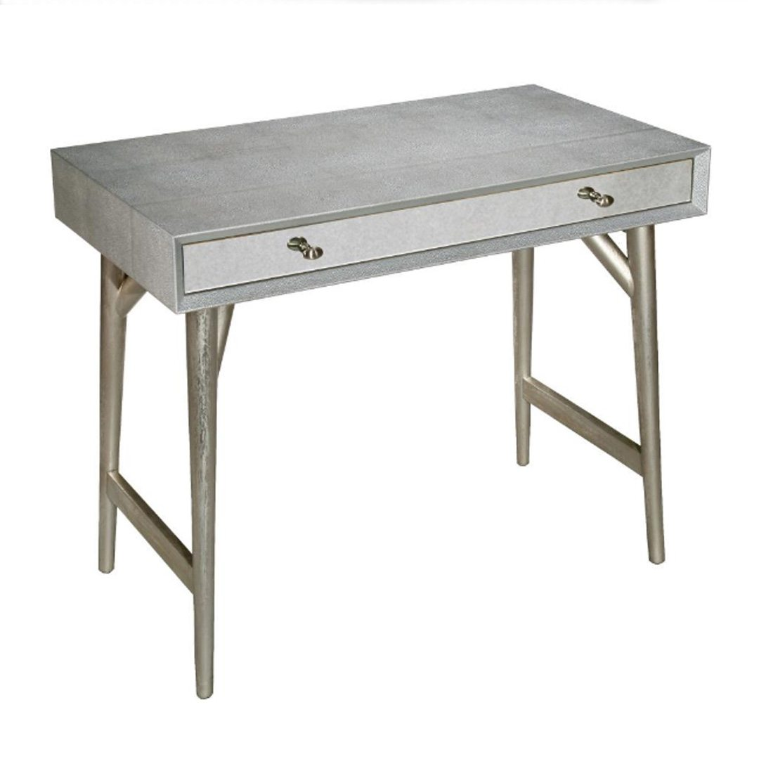 Silver painted furniture bedroom