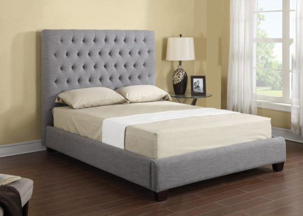 Sophia Turfted Bed
