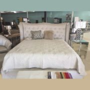 Custom Made Upholstered Beds