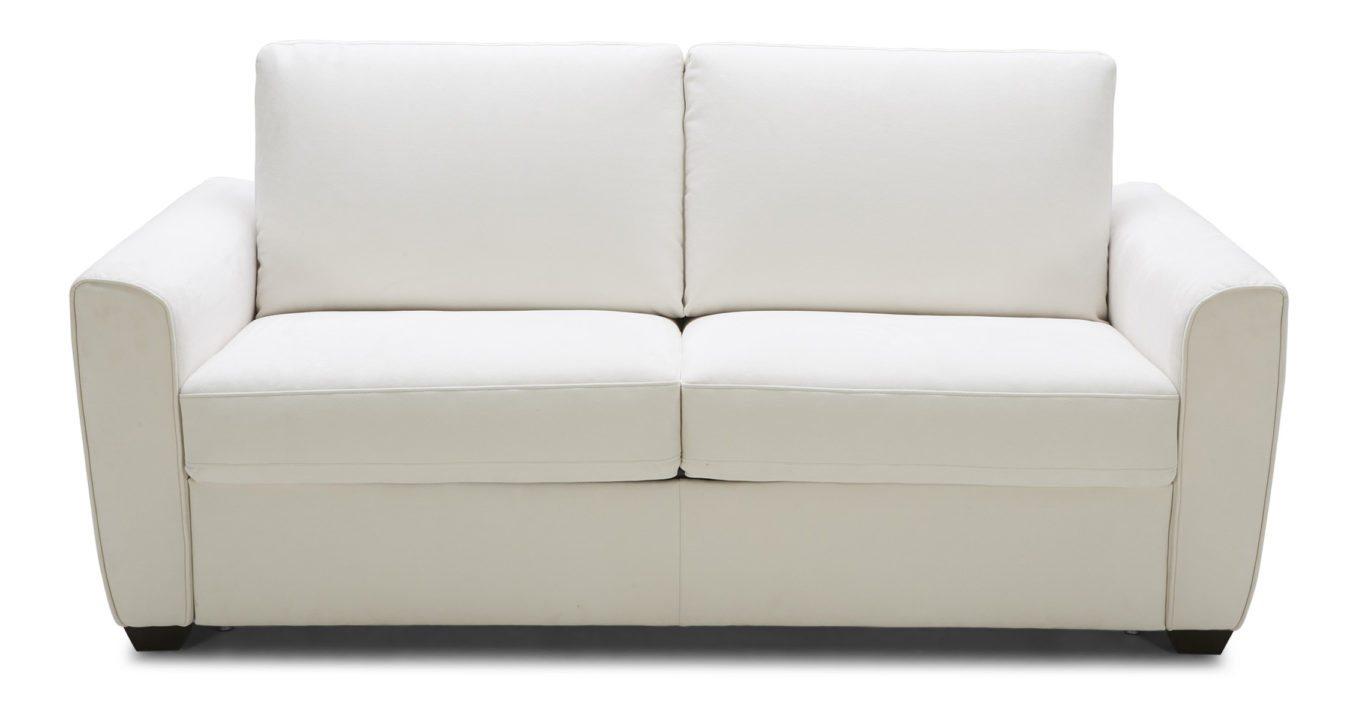 Como Leather Sleeper Sofa - Horizon Home Furniture