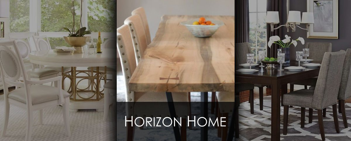 Choosing the Perfect Dining Table. Horizon Home Furniture   Huge Atlanta Warehouse   Furniture Stores
