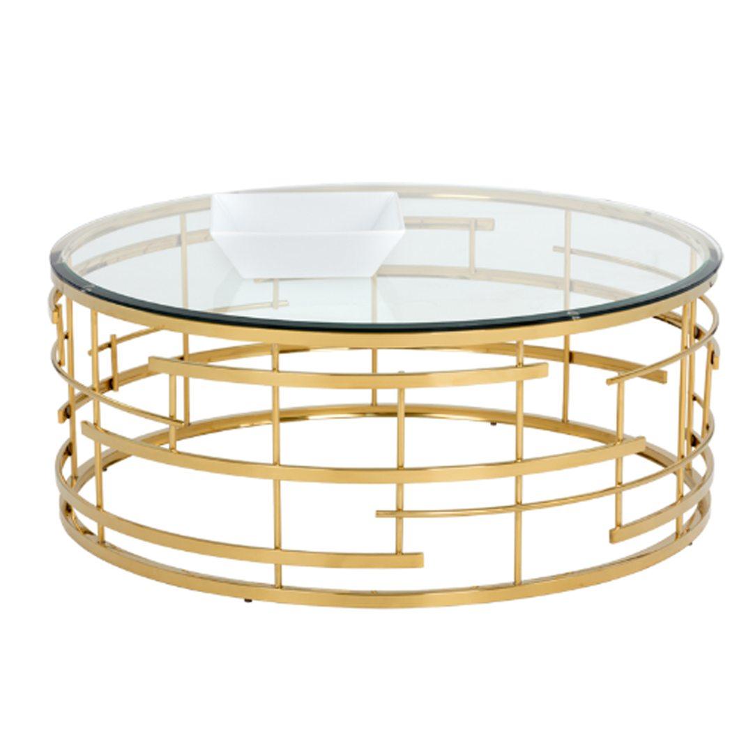 Art Deco Coffee Table Horizon Home Furniture