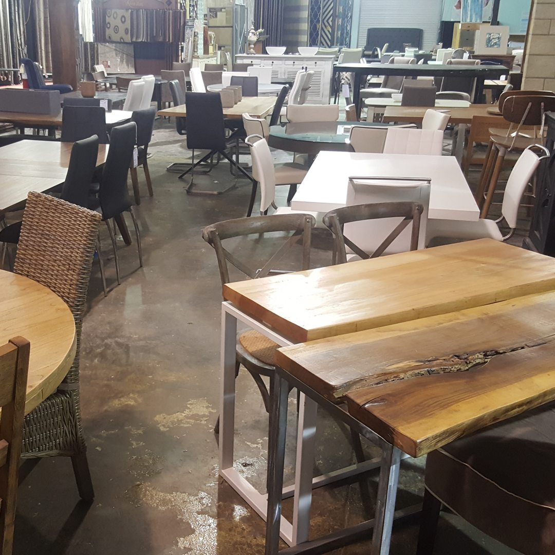 Huge dining table and chair selection horizon home furniture