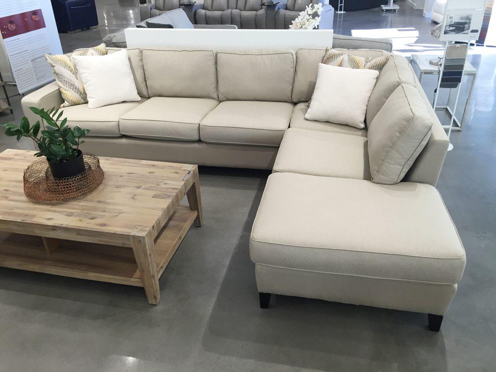 lamia sectional sofa
