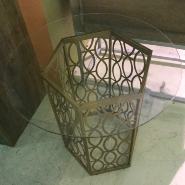Aurum Side Table